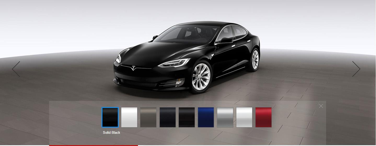 Tesla Model S Facelift (2017) 24