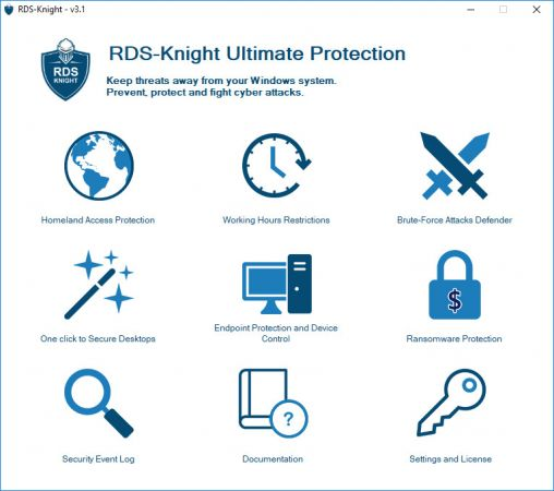 RDS-Knight 4.6.2.10 Ultimate Protection poster box cover