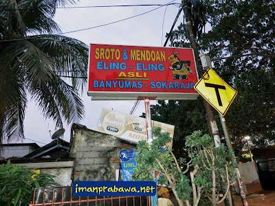 Sroto Eling-Eling Tebet