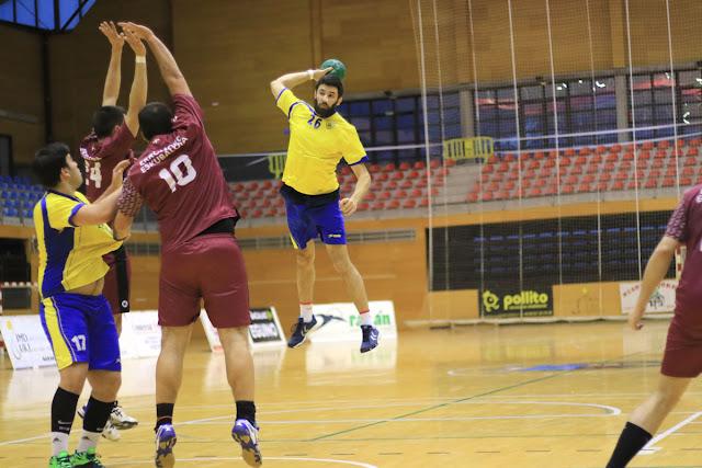 Balonmano | El Barakaldo pierde con el Beti-Onak (26-19) y suma su quinta derrota en 2017