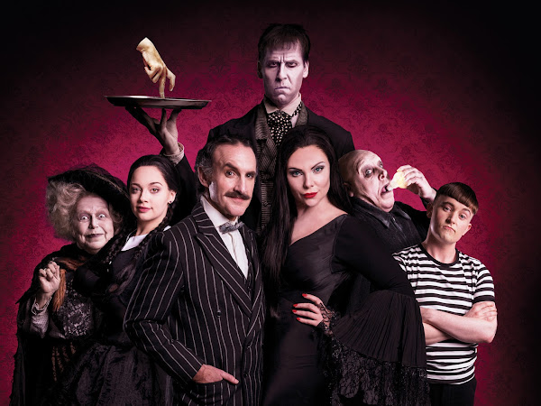 The Addams Family (UK Tour), Bristol Hippodrome | Review