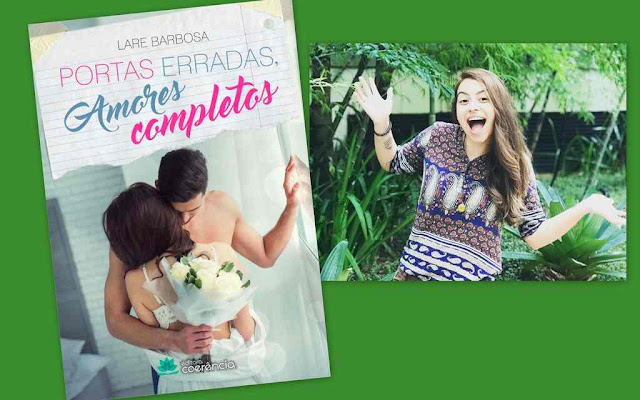 """:  """"Portas Erradas, Amores Completos"""" narra Maria Clara e Brandon se reencontrando após a conclusão do Ensino Superior,"""