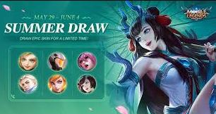 Summer Draw Mobile Legends