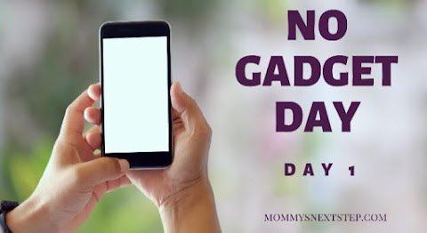 No Gadget Day, Day 1