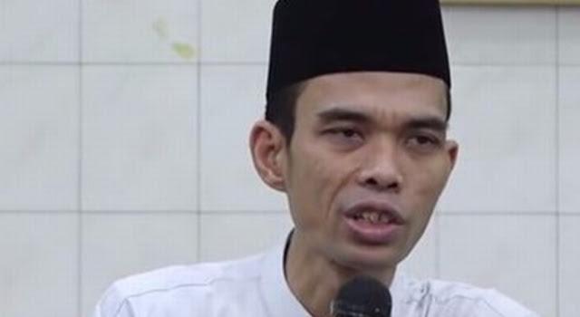 Ustad Abdul Somad Menjawab Kontroversi 'Salib' dan 'Jin Kafir'