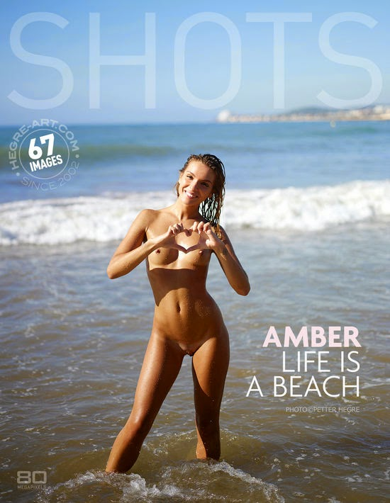 Hegre-Art01-12 Amber - Life Is A Beach 11020