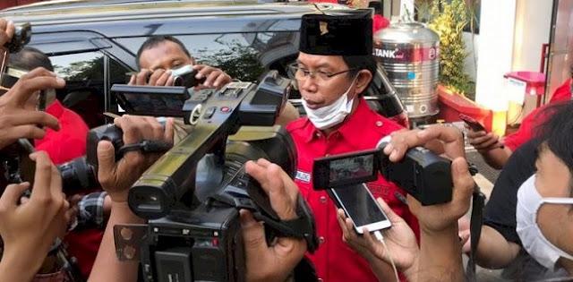 PDIP Umumkan Rekomendasi Siang Nanti, Calon Walikota Surabaya Kok Tak Diundang?