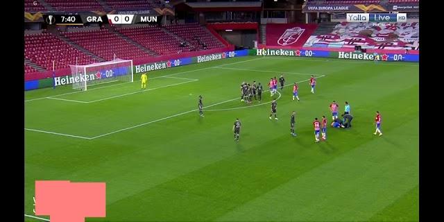 ⚽⚽⚽⚽ Europa League Granada Vs Manchester United Live Streaming ⚽⚽⚽⚽