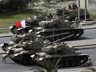 Kesiapan Negara Timur Tengah Ikut Berperang ke Suriah