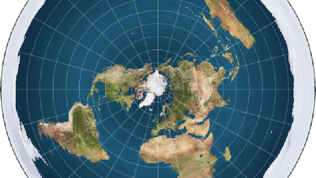 Penganut Bumi Datar Diejek Usai SpaceX Buktikan Dunia Bulat