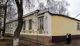 Прилуки. Ул. Киевская, 243. Медицинский колледж