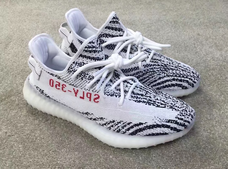 sneakers for cheap 741a6 da099 Yeezy Boost 350 Zebra R  1,2 mil