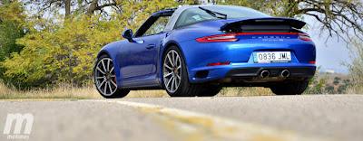 Porsche 911 comodidad