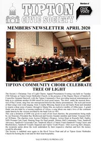 TCS Newsletter April 2020