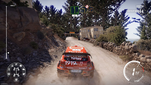 WRC 9 available for Xbox ONE, Series S/X,Ps4,PS5 and Windows