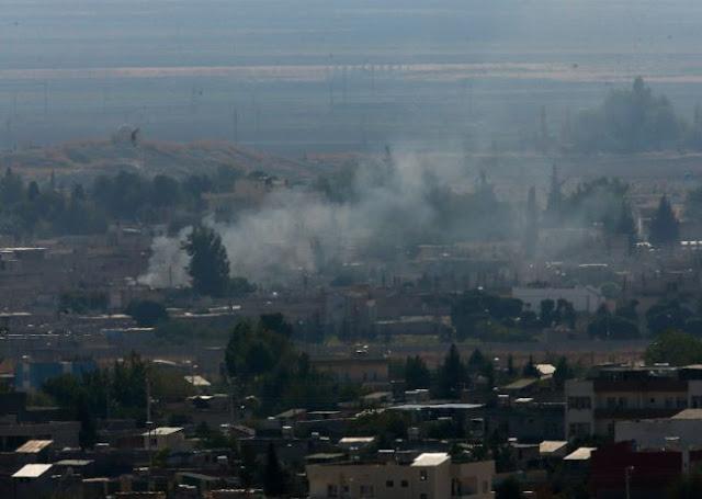 Εκεχειρία αλά τούρκα στην Συρία…