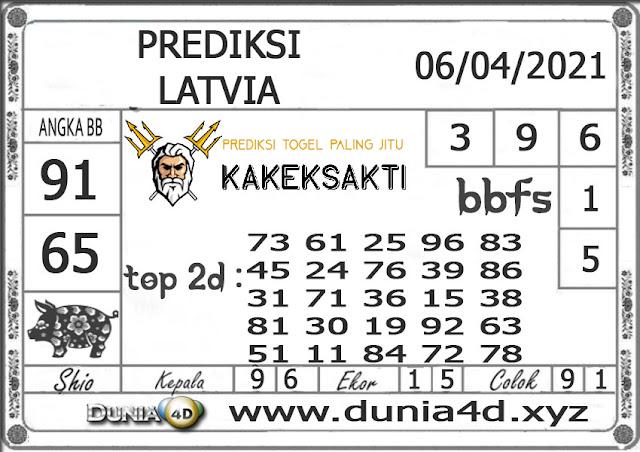 Prediksi Togel LATVIA DUNIA4D 06 APRIL  2021