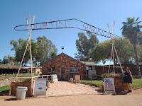 Northern Territory BIG Things | BIG Spears in Petermann
