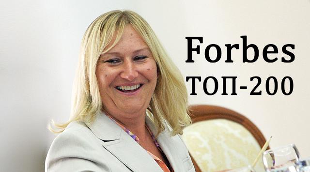 Кто самая богатая женщина в России. Предпринимательская деятельность Е. Батуриной