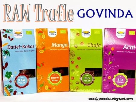 Raw Trufle - Govinda