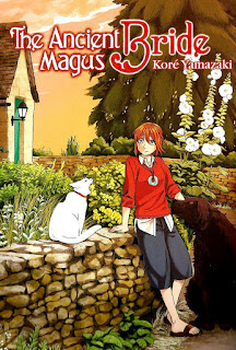 "Reseña de ""The Ancient Magus Bride"" vol.8 de Koré Yamazaki - Norma Editorial"