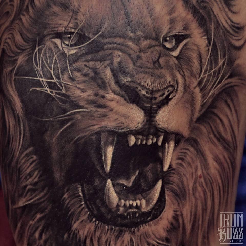 Tattoos By Ex Employees Iron Buzz Tattoos: Best Tattoo Studio / Artist
