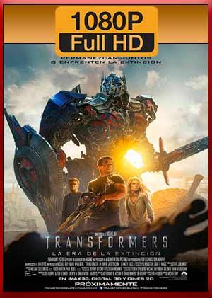 Descargar Transformers La era de la extinción hd latino