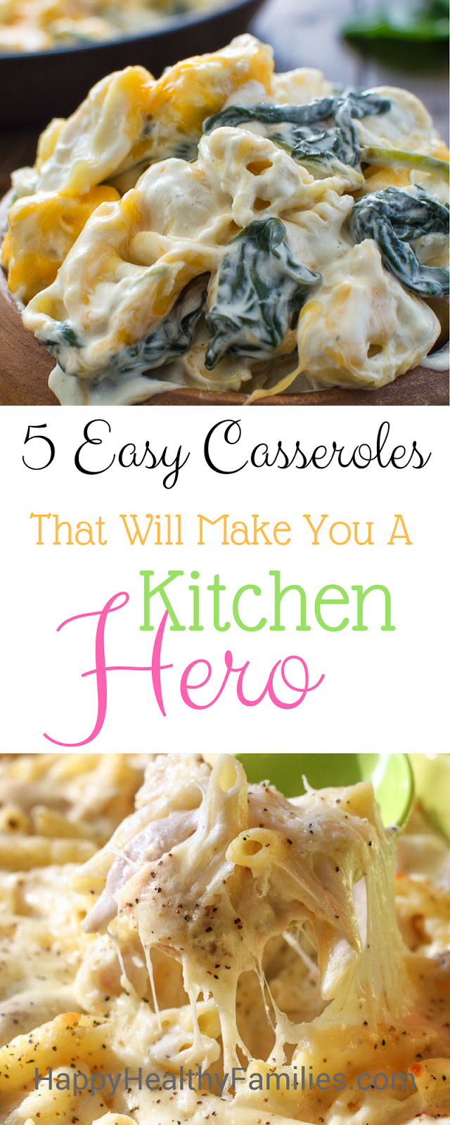 easy casserole recipes to make for dinner tonight