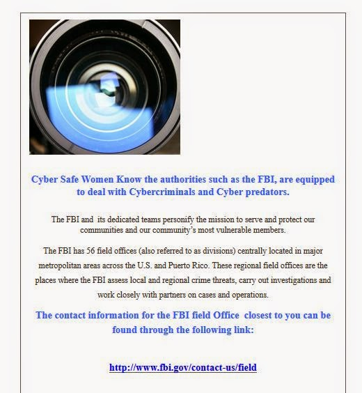 Cyberstalking abuse and law enforcement