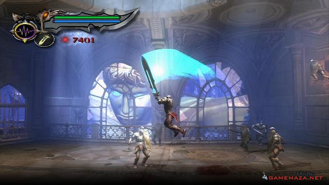 God of War 2 Gameplay Screenshot 4