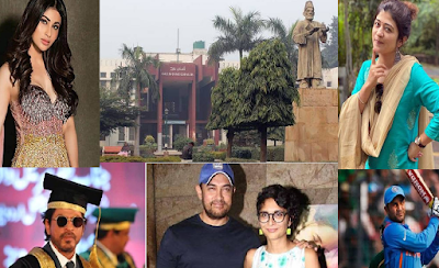 Bollywood Actor Cricketers Who Studied From Jamia Millia Islamia News