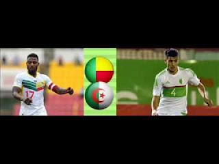 مباشر مشاهدة مباراة بث مباشر الجزائر وبنين اليوم 16-10-2018 تصفيات كأس أمم أفريقيا 2019 يوتيوب بدون تقطيع