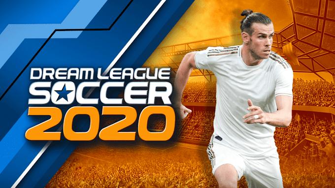 Download Dream League Soccer 2020 - Bale Golden Edition - MOD Apk+Obb
