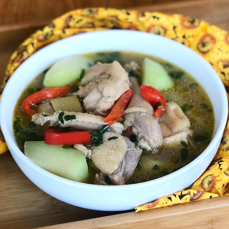 Casa Baluarte Filipino Recipes: Tinolang Manok (Chicken Tinola)