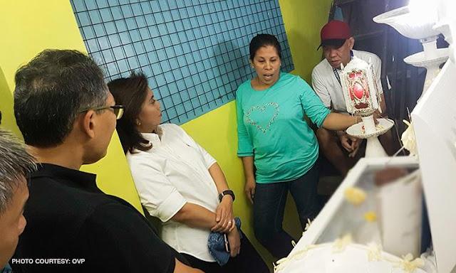Pagbisita ni Robredo sa burol ni Kian umani ng mga batikos mula sa galit na galit na mga netizens