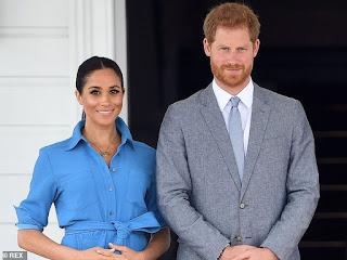 الأمير هاري يعلن موعد جولته بجنوب أفريقيا مع ميجان ميركل