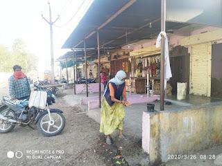 21 दिन के लाक डाउन के दौरान आमजन को मिली राहत