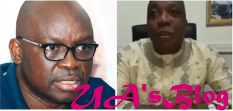 I did not resign as chief of staff - Fayose's aide cries out (video)
