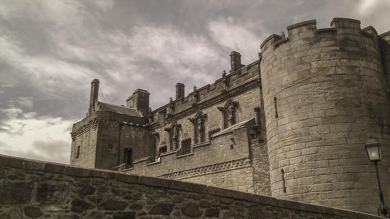 arquitectura medieval casas de la edad media dibujos