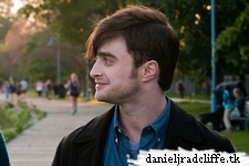 Daniel Radcliffe in What If: two new stills + first clip
