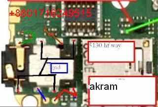 5130c2 handsfre soltion