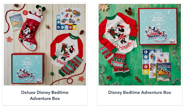 Holiday Minnie Disney Bedtime Adventure Box