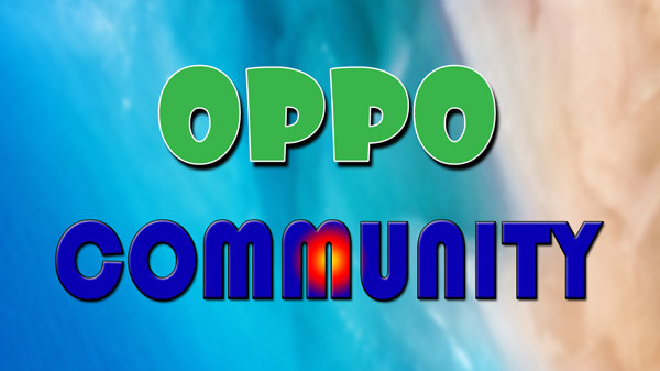 The 5 Secrets To Know About Oppo Community in 2019
