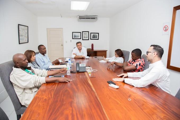 CAC y Juntas de Distritos Municipales acuerdan pastoreo responsable