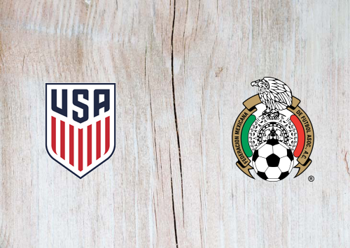 United States vs Mexico -Highlights 7 September 2019
