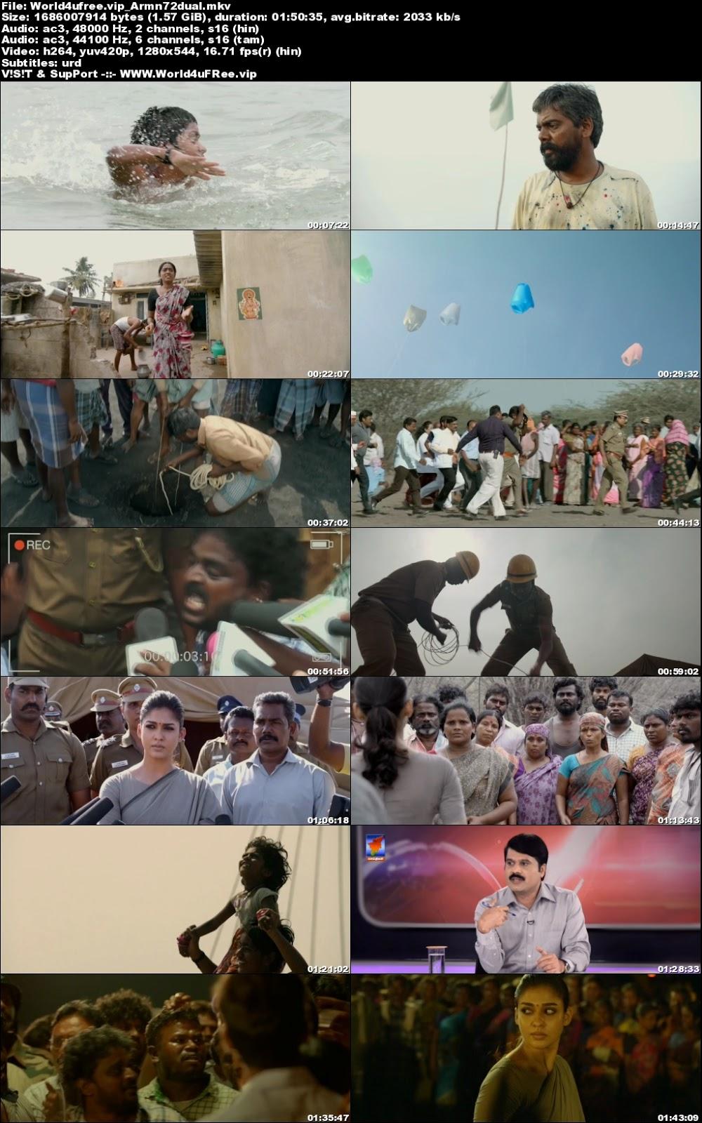 Aramm 2017 Dual Audio 720p UNCUT HDRip Download x264 world4ufree.vip , South indian movie Aramm 2017 2018 hindi dubbed world4ufree.vip 720p hdrip webrip dvdrip 700mb brrip bluray free download or watch online at world4ufree.vip