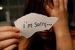 Tips : Cara Meminta Maaf yang Unik Kepada Pacar