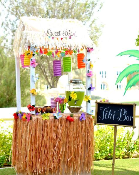 Decoracion hawaiana manualidades - Ideas decoracion fiesta ...