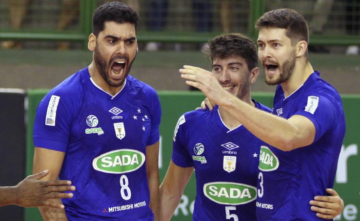 Os seis motivos para acreditar no hexa do Sada Cruzeiro! - O Maior ... 5eb88458cd232