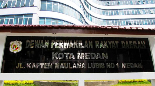 Sejumlah Pos APBD 2019 Medan Digeser